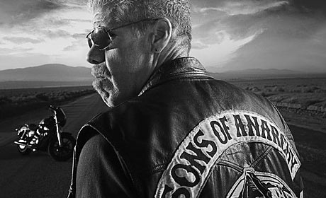 Ron Perlman as Clarence 'Clay' Morrow in Sons of Anarchy