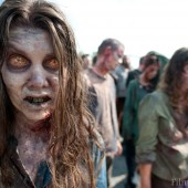 Vampire Diaries, M. Night Shyamalan and The Walking Dead bring the pain to NYCC 2010