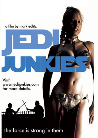 Jedi Junkies movie poster