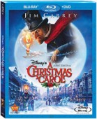 Disney's A Christmas Carol 2-Disc Blu-ray combo pack review