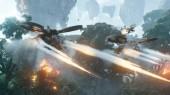A battle scene from Avatar