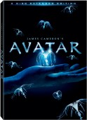 The AVATAR Extended Collector's Edition DVD packaging
