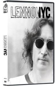 John Lennon Lennon NYC DVD packaging