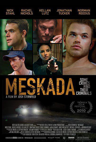 Meskada movie poster