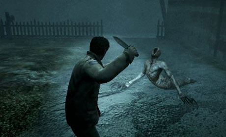 Screenshot from Silent Hill: Homecoming for Playstation 3