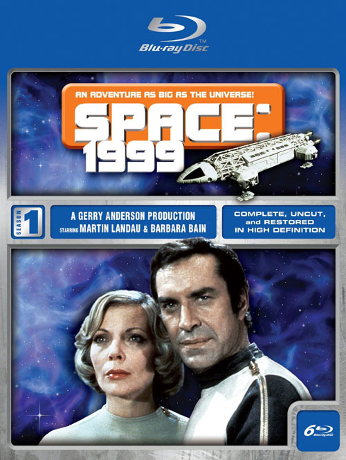 Space: 1999: The Complete Season One Blu-ray Edition