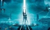 Triptych poster unveiled for Tron: Legacy