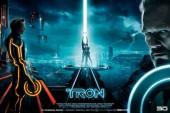 Tron: Legacy movie poster