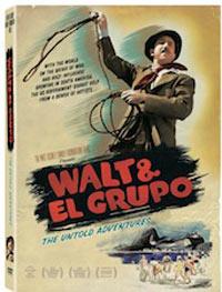 Walt and El Grupo DVD packaging