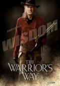 Geoffrey Rush in The Warrior's Way