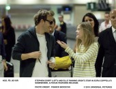 Stephen Dorff (left) and Elle Fanning (right) star in Sofia Coppola'€™s SOMEWHERE, a Focus Features release. Photo Credit: Franco Biciocchi