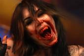 Vanya (Kat Von D) in The Bleeding