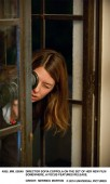 Director Sofia Coppola on the set of her new film SOMEWHERE, a Focus Features release. Photo Credit: Merrick Morton