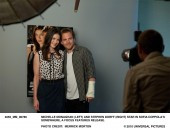 Michelle Monaghan (left) and Stephen Dorff (right) star in Sofia Coppola's SOMEWHERE, a Focus Features release. Photo Credit: Merrick Morton
