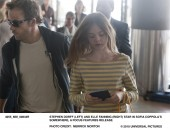 Stephen Dorff (left) and Elle Fanning (right) star in Sofia Coppola's SOMEWHERE, a Focus Features release. Photo Credit: Merrick Morton