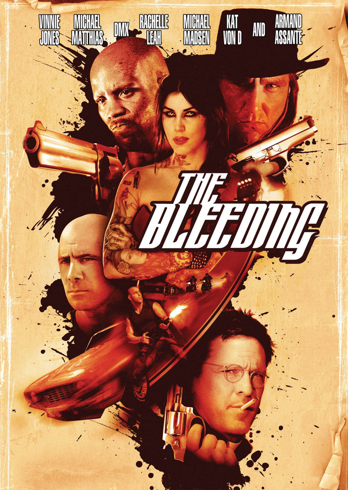 Win one of two copies of vampire thriller The Bleeding on DVD