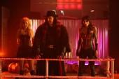 Sindy Espitia, Vinnie Jones and Kat Von D in The Bleeding