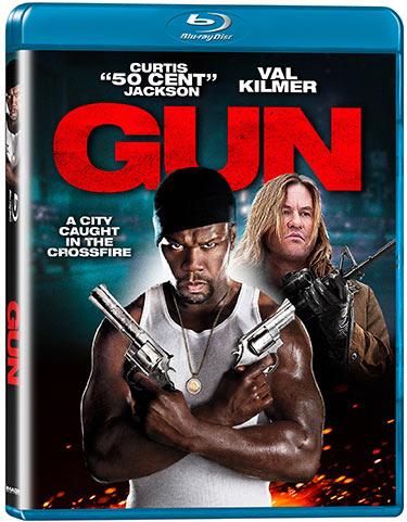 Gun Blu-ray package art