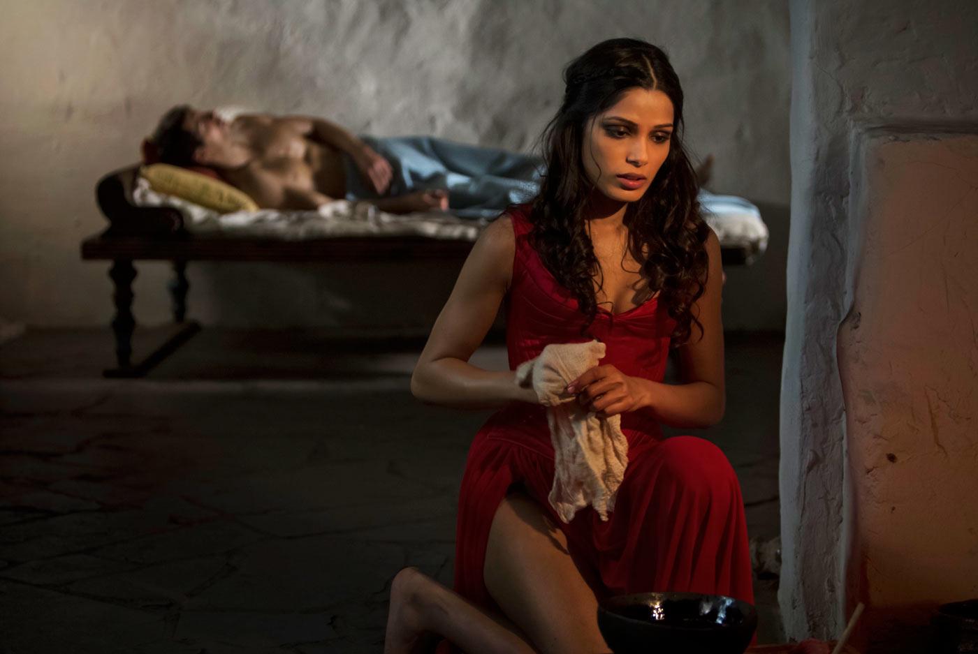Freida Pinto in Immortals