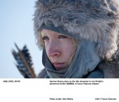 Saoirse Ronan stars as the title character in Joe Wright's adventure thriller HANNA, a Focus Features release. Photo credit: Alex Bailey.