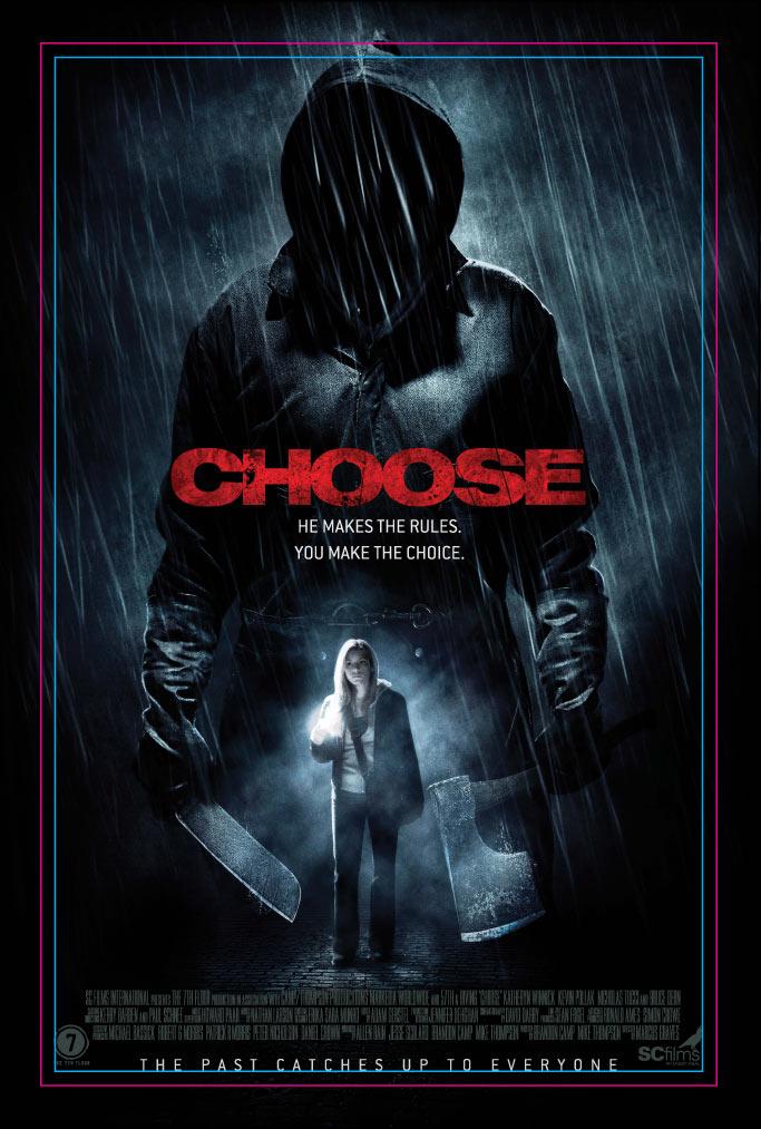 Choose movie poster