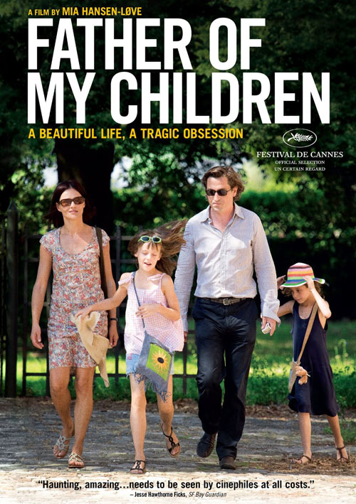 The Father of my Children DVD packaging