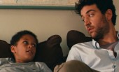 Michael Algieri and Josh Radnor star in Anchor Bay Films' happythankyoumoreplease - Photo Credit: Anchor Bay Films ©2009 Happy Thank You Productions, LLC. All Rights Reserved