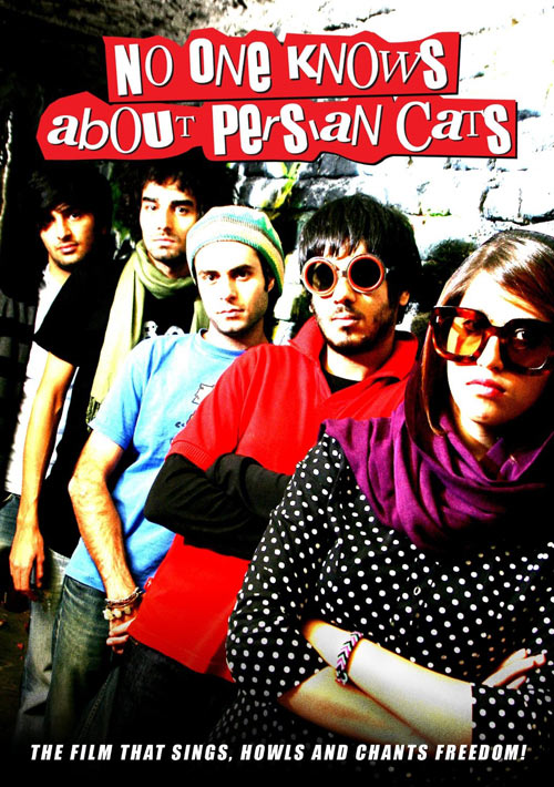 No One Knows About Persian Cats DVD packaging