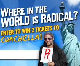 Radical Comics contest