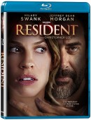 The Resident Blu-ray packaging