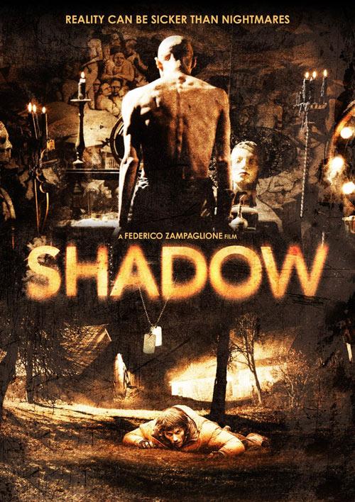 Shadow DVD packaging