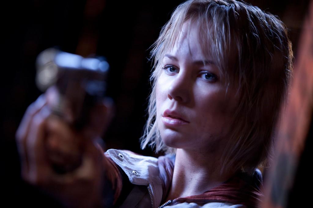 Adelaide Clemens in Silent Hill: Revelation 3D