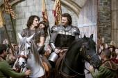 James Franco, Zooey Deschanel and Danny McBride in Your Highness