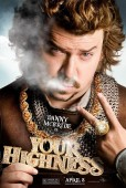 Danny McBride poster from Your Highness