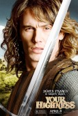 James Franco poster from Your Highness