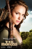 Natalie Portman poster from Your Highness