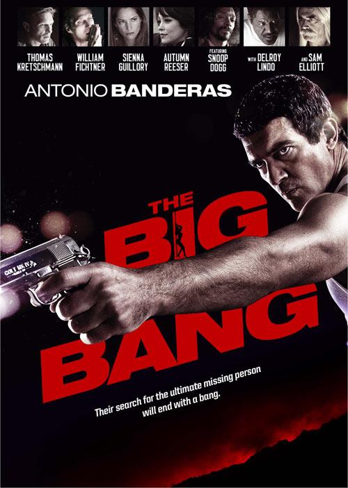 The Big Bang movie poster