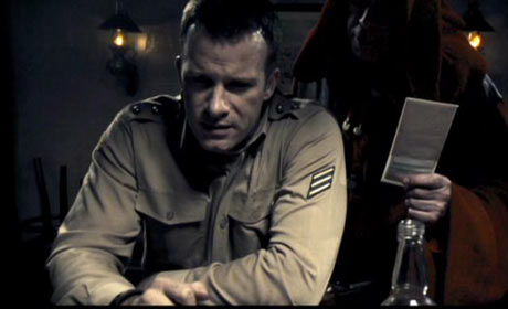 Thomas Jane in The Mutant Chronicles