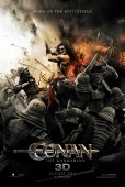 Official Conan the Barbarian 3D movie poster released