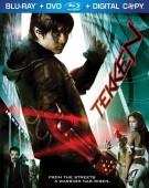 Tekken Blu-ray packaging