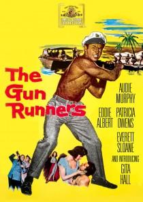 The Gun Runner DVD packaging