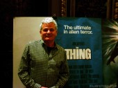 Images from The Thing retrospective screening and exhibit