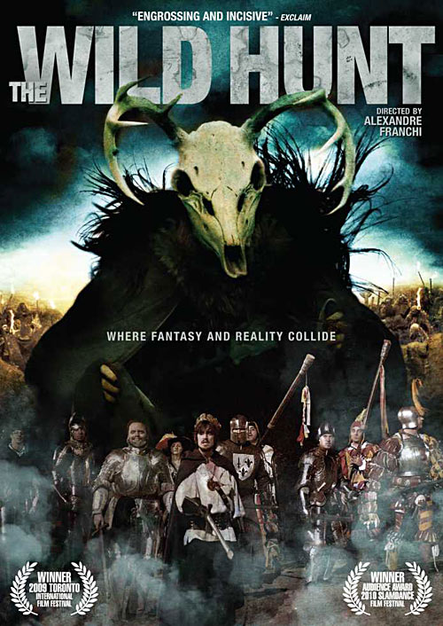 The Wild Hunt DVD packaging
