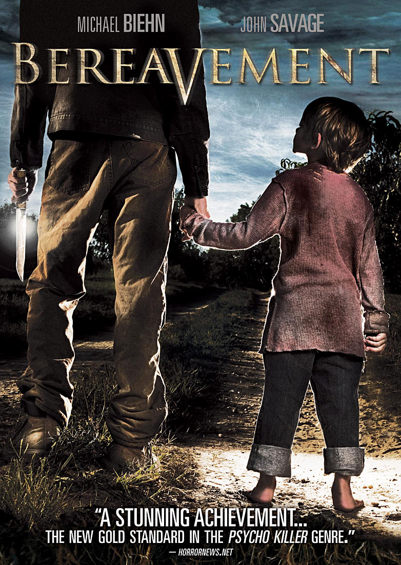 Bereavement DVD cover image
