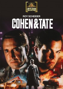 Cohen and Tate DVD box art