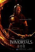 More new character posters for 3D fantasy epic Immortals