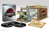 Details and images from the Jurassic Park trilogy special edition