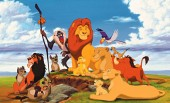 Lion King 3D advance screening for D23 Expo attendees