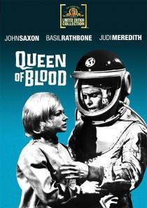 Queen of Blood DVD box art