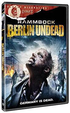 Rammbock: Berlin Undead DVD packaging
